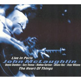 The Heart Of Things - Live In Paris [CD]