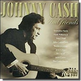 Johnny Cash & Friends [CD]