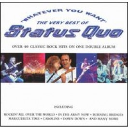 Whatever You Want: The Very Best of Status Quo [2CD]