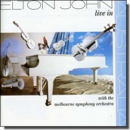 Live In Australia 1986 with The Melbourne Symphony Orchestra [CD]