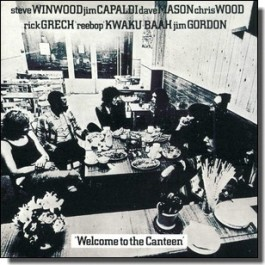 Welcome To the Canteen [CD]