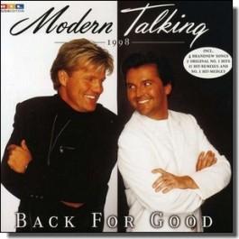 Back For Good [CD]