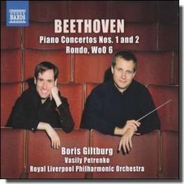 Piano Concertos Nos 1 & 2 [CD]