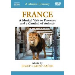 A Musical Journey: France: Provence and a Carnival of Animals [DVD]