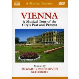 A Musical Journey: Vienna [DVD]