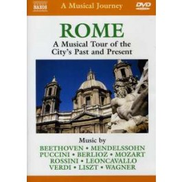 A Musical Journey: Rome [DVD]