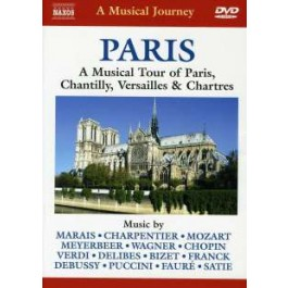 A Musical Journey: Paris [DVD]