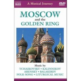 A Musical Journey: Moscow [DVD]