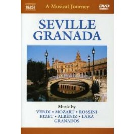 A Musical Journey: Sevilla & Granada [DVD]