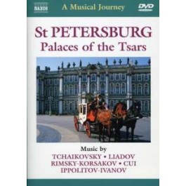 A Musical Journey: St Petersburg [DVD]