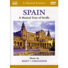 A Musical Journey: Spain: Seville [DVD]
