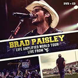Life Amplified World Tour: Live From WVU [CD+DVD]