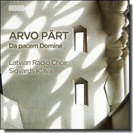 Da pacem Domine [CD]