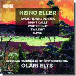 Symphonic Poems [CD]
