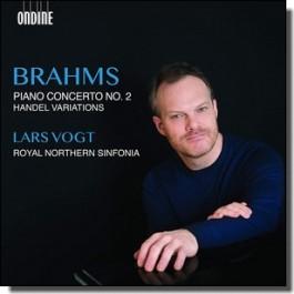Piano Concerto No. 2   Handel Variations [CD]