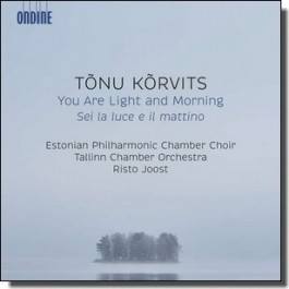 You Are Light and Morning [CD]