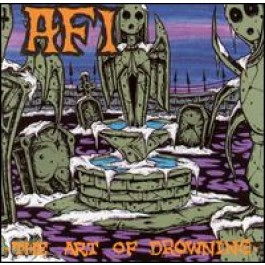 The Art of Drowning [CD]