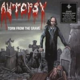 Torn from the Grave [CD]