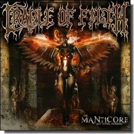The Manticore and Other Horrors [CD]