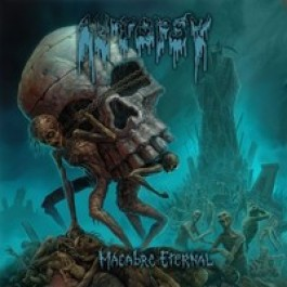 Macabre Eternal [CD]
