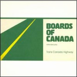 Trans Canada Highway EP [CD]