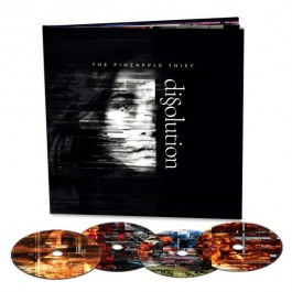 Dissolution [Limited Earbook Edition] [2CD+DVD+Blu-ray]