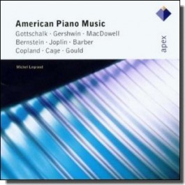American Piano Music [CD]