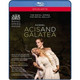 Acis und Galatea (Cannons Performing Version 1718) [Blu-ray]
