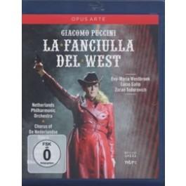 La Fanciulla del West [Blu-ray]