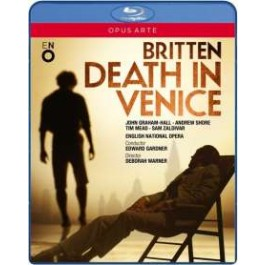 Death in Venice [Blu-ray]