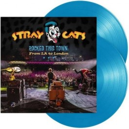 Rocked This Town: From LA To London (Live) [Coloured Vinyl] [2LP]