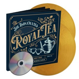 Royal Tea [Limited Artbook] [2LP+CD]