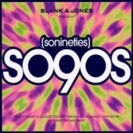 Blank & Jones presents: So90s Vol. 1 [3CD]