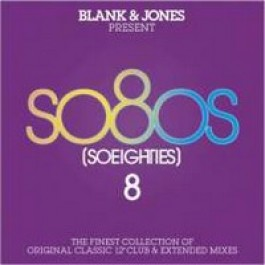Blank & Jones presents: So80s Vol. 8 [3CD]