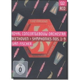 Beethoven: Symphonies [3BR]