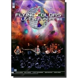 Live In Europe [DVD]