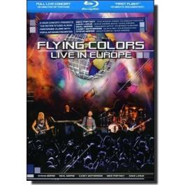 Live In Europe [Blu-ray]
