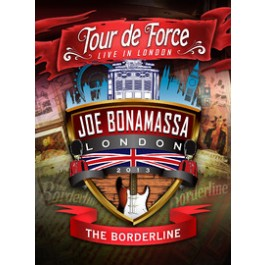 Tour De Force - Borderline [2DVD]
