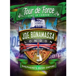 Tour De Force - Shepherd's Bush Empire [2DVD]