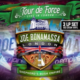 Tour De Force - Shepherd's Bush Empire [3LP]