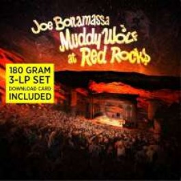 Muddy Wolf At Red Rocks [3LP]