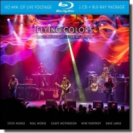 Second Flight: Live At The Z7 [2CD+Blu-ray]