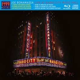 Live At Radio City Music Hall [CD+Blu-ray]
