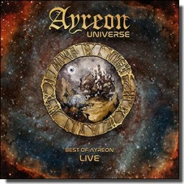 Ayreon Universe: Best of Ayreon Live [2CD]
