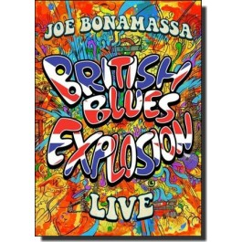 British Blues Explosion Live [2DVD]