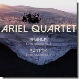 String Quartet No. 2 | Bartok: String Quartet No. 1 [CD]