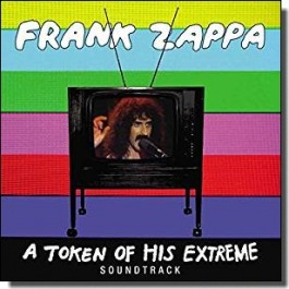 A Token of His Extreme (OST) [CD]