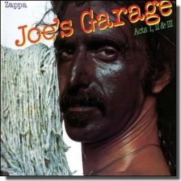 Joe's Garage Acts I, II & III [2CD]