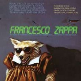 Francesco Zappa [CD]