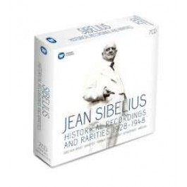 Jean Sibelius - Historical Recordings and Rarities 1928-1948 [7CD]